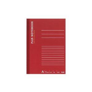 (業務用500セット) プラス ノートブック NO-103AS A5 A罫 【×500セット】