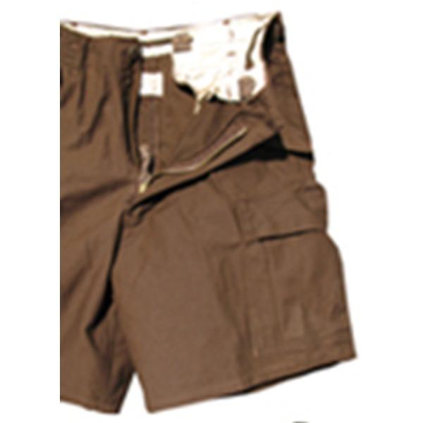 USタイプ M 65 フィールドショート丈パンツ ブラウン メンズ MサイズレプリカPwO8n0k