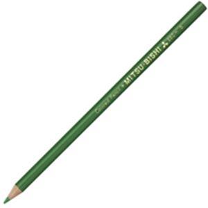 (業務用50セット) 三菱鉛筆 色鉛筆 K880.6 緑 12本入 ×50セット
