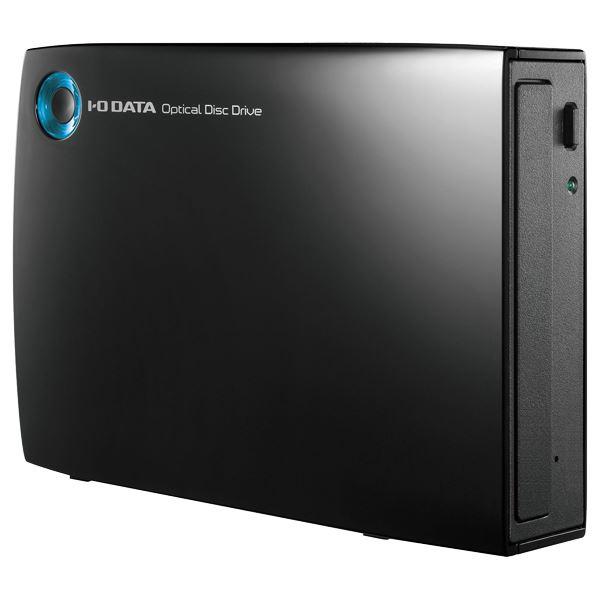 アイ・オー・データ機器 USB3.0&BDXL対応 外付型ブルーレイディスクドライブ BRD-UT16WX
