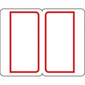 (業務用30セット) ジョインテックス インデックスラベル大赤10P B054J-LR-10 20シート×10パック ×30セット