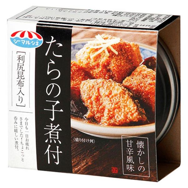 たらの子煮付け36缶【代引不可】