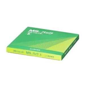 (業務用10セット) 明光商会 シュレッダー専用ポリ袋 MSパック S ×10セット