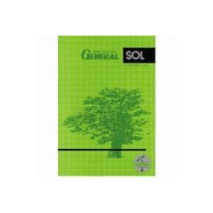 (業務用100セット) ゼネラル ゾルカーボン紙 #1300 携帯用 藍 10枚 ×100セット