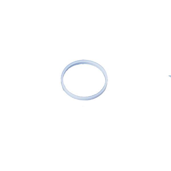 【柴田科学】ねじ口びん液切リング 白キャップ用 GLS-80【5個】