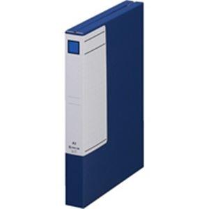 (業務用30セット) キングジム 図面ファイルGS 1183 厚型 A3 青 ×30セット