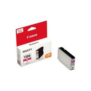 (業務用30セット) キャノン Canon インクカートリッジPGI-1300XLM マゼンタ ×30セット