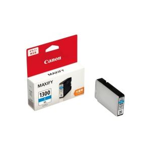 (業務用30セット) キャノン Canon インクカートリッジPGI-1300XLC シアン ×30セット