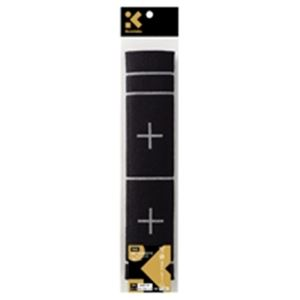 (業務用200セット) 呉竹 下敷 KA20-1S 規格判 6マス P ×200セット