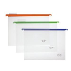 (業務用20セット) プラス PPハンガーフォルダー PHF-A4 橙 10枚 ×20セット
