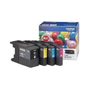 ブラザー工業 インクカートリッジ 4色パック(大容量) LC17-4PK