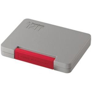 (業務用20セット) シャチハタ スタンプ台 多目的 ATGN-2-R 赤 ×20セット