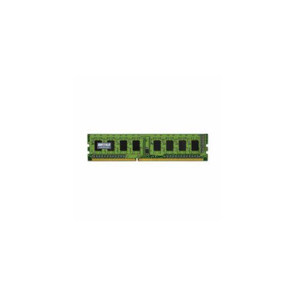 BUFFALO バッファロー D3U1600-S4G PC3-12800(DDR3-1600)対応240Pin DDR3 SDRAM DIMM 4GB D3U1600S4G