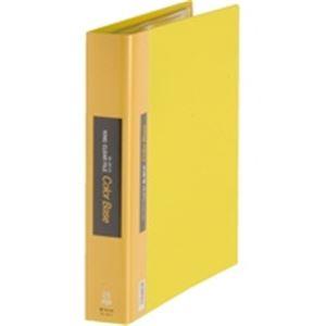(業務用30セット) キングジム クリアファイル20P 139-3 A4S 黄 ×30セット