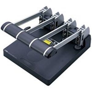 (業務用2セット) カール事務器 強力パンチ 4穴 NO.124N 【×2セット】