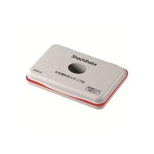 (業務用50セット) シャチハタ スタンプ台エコスHKN-2-R赤 ×50セット