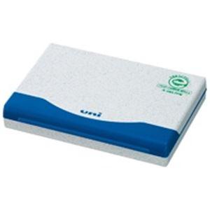 (業務用50セット) 三菱鉛筆 速乾スタンプ台 HSP2F.33 青 ×50セット