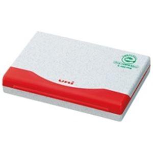 (業務用50セット) 三菱鉛筆 速乾スタンプ台 HSP2F.15 赤 ×50セット