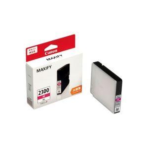 (業務用30セット) キャノン Canon インクカートリッジPGI-2300XLM マゼンタ ×30セット