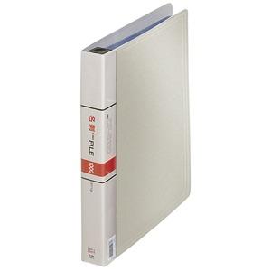 (業務用10セット) コレクト 名刺カードファイル CF-6110-GY A4L 1000名 ×10セット
