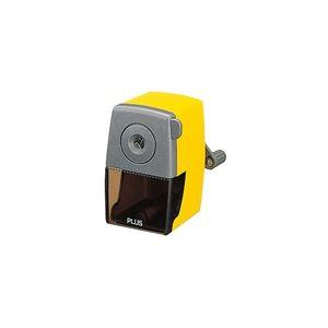 (業務用30セット) プラス 鉛筆削り 手動式 FS-150 イエロー ×30セット