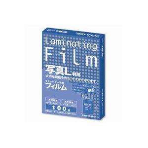 (業務用50セット) アスカ ラミネートフィルム BH904 写真L判 100枚 ×50セット
