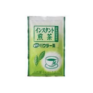 (業務用80セット) 寿老園 給茶機用煎茶パウダー60g 【×80セット】