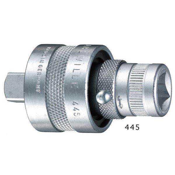STAHLWILLE(スタビレー) 445 (3/8SQ)ラチェットアダプター (12140000)