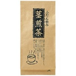 (業務用100セット) 原田園 ふだん飲み茎煎茶 200g/1袋 ×100セット