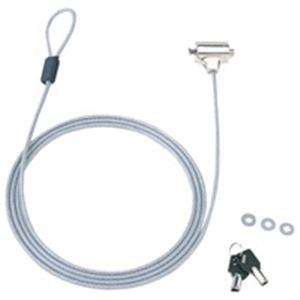(業務用10セット) サンワサプライ セキュリティーワイヤー SLE-6S ×10セット
