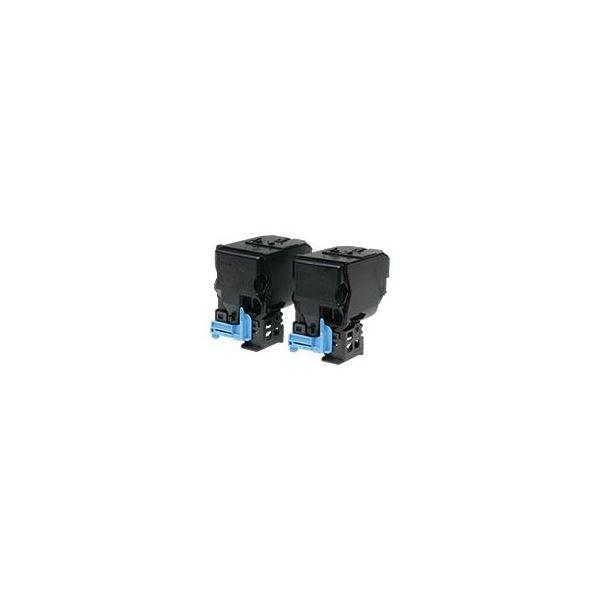 EPSON 純正 環境推進トナーカートリッジ (ブラック) 2本パック LPC4T11KPV