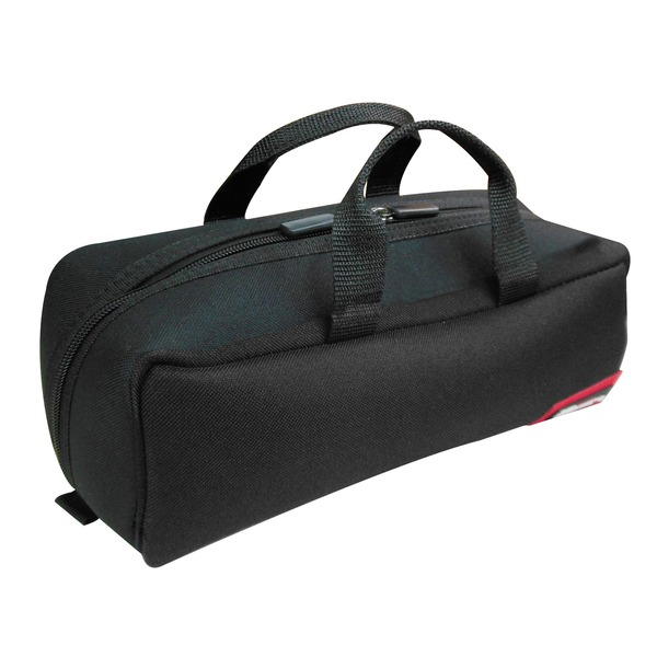 (業務用20個セット)DBLTACT トレジャーボックス(作業バッグ/手提げ鞄) Sサイズ 自立型/軽量 DTQ-S-BK ブラック(黒) 〔収納用具〕【×20セット】【送料無料】