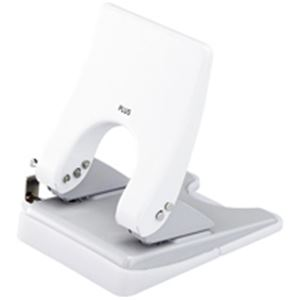 (業務用30セット) プラス パンチ フォース1/2 M PU-830A 白 ×30セット