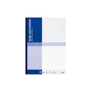 (業務用200セット) プラス ノートブック A4B罫 NO-204BJ ×200セット
