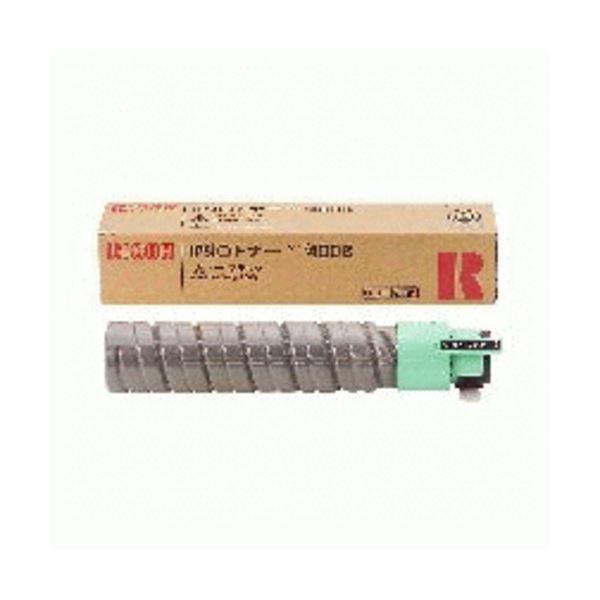 リコー IPSiO トナータイプ400B ブラック 636667 1個