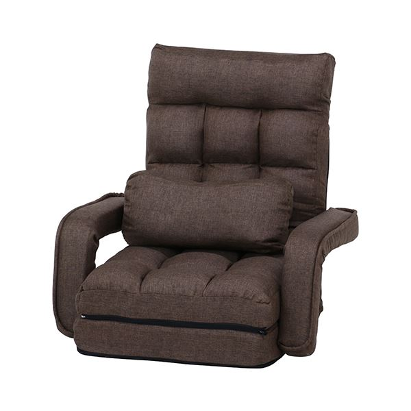 4WAY座椅子 0212 ダークブラウン【代引不可】