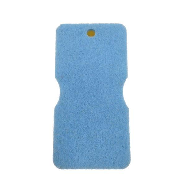 (まとめ)オーエ 水だけバス ソフト バスクリーナー 6403(浴槽 風呂 掃除 クリーナー 洗剤いらず 抗菌 バスタブ) 【120個セット】