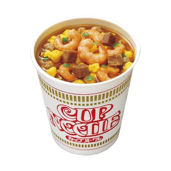 (まとめ)日清食品 カップヌードル 20食入【×5セット】