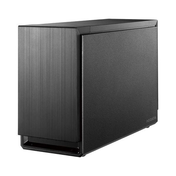 アイオーデータUSB3.0/eSATA対応 2ドライブ搭載 外付ハードディスク(RAIDモデル) 4.0TB HDS2-UTX4.01台