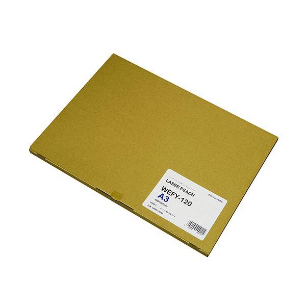 ダイオーペーパープロダクツレーザーピーチ WEFY-120 A3 LPWF120A3 1冊(100枚)