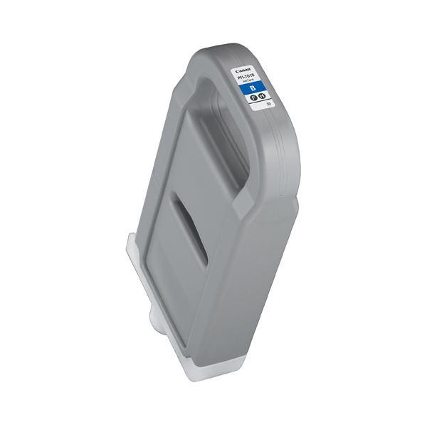 キヤノン インクタンク PFI-701B顔料ブルー 700ml 0908B001 1個