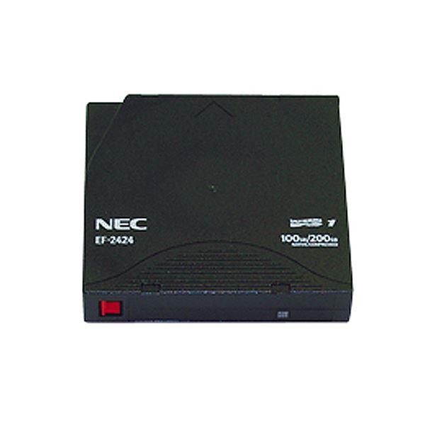 NEC LTO Ultrium5データカートリッジ 1.5TB(非圧縮時)/3.0TB(圧縮時) EF-2442 1巻