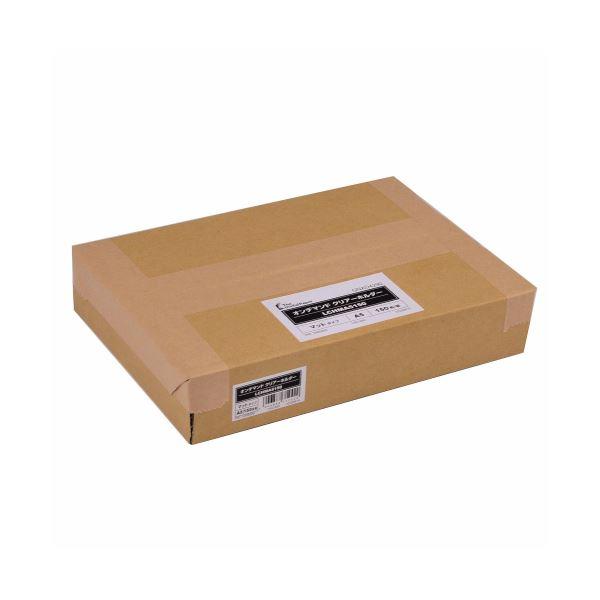 中川製作所 オンデマンドクリアホルダーマット A5 LCHMA5150 1箱(150枚:50枚×3冊)