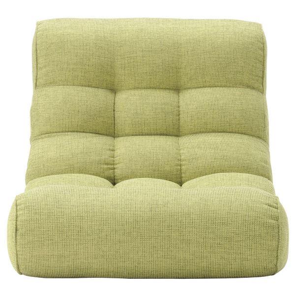 ソファ座椅子 ピグレットビッグ2nd-ベーシック GR(グリーン)