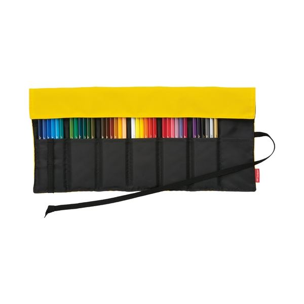 (まとめ)トンボ鉛筆 ロールケース入色鉛筆36色NQ CR-NQ36C【×10セット】