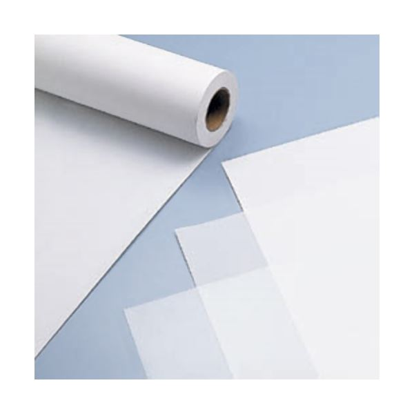 沖データ 再生紙 A0ロール841mm×150m LP610 1箱(2本)