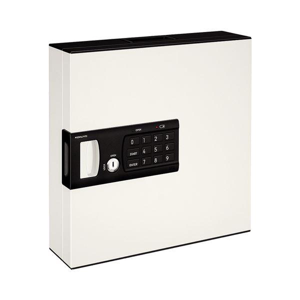 コクヨ キーボックス(KEYSYS)テンキータイプ 32個吊 KFB-TL32 1セット(3個)