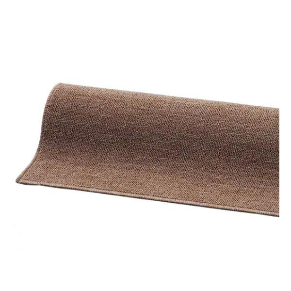 はっ水 防音 定番キャンバス こぼしても安心のはっ水機能付 子ども部屋にもおすすめ 約382×382cm 本間8畳 35%OFF 抗菌防臭カーペット ダークブラウン