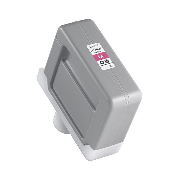 キヤノン インクタンク PFI-301顔料マゼンタ 330ml 1488B001 1個