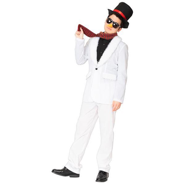 【送料無料】【クリスマスコスプレ/コスプレ衣装】 XM スタイリッシュスノーマン